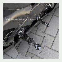 SPIRIT BEAST Footrest Motorcycle Foot PEGS Rests Pedal PADS for Harley Softail Yamaha Honda Mv Agusta Husqvarna Benelli BMW KTM