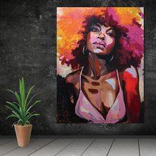 Картина на холсте, рисунок, картина на стену, картина, портрет, домашний декор, картина, абстрактная, для женщин, picuture art, плакат и принты