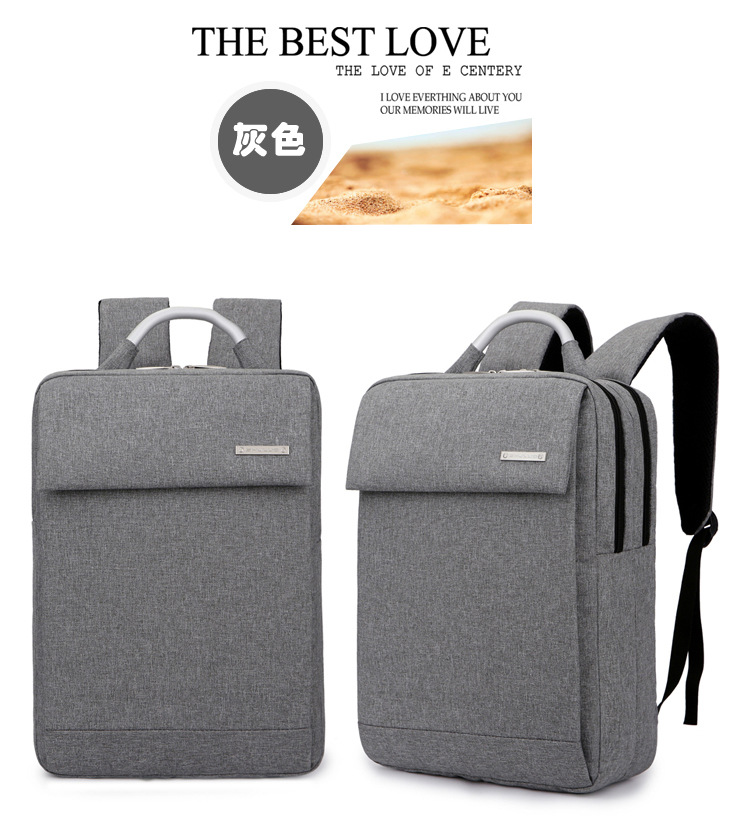 WANU Fashion Business Computer Backpacks 14/15.6 Inch Male and Female College Students Leisure Bags for Man Women Travel School franke bibliotheca cardiologica ballistocardiogra phy research and computer diagnosis