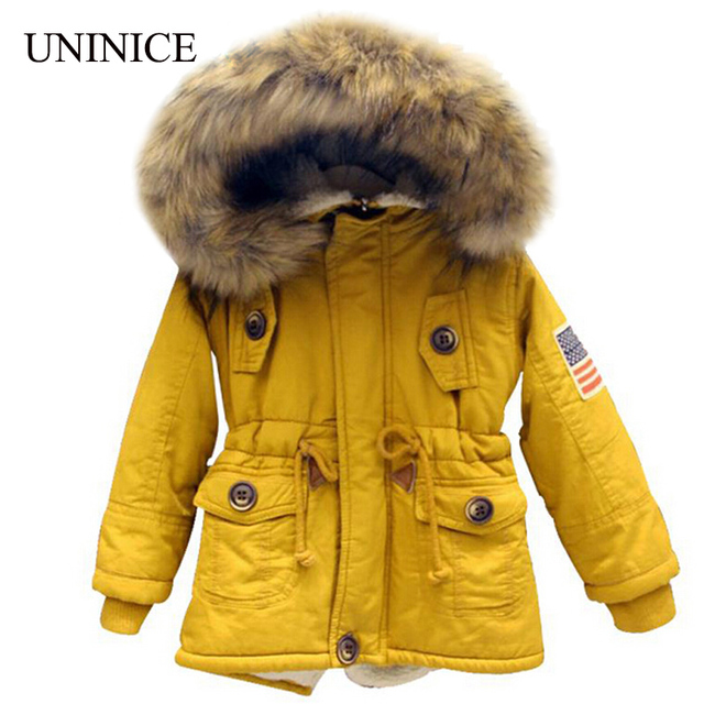 2 7T baby boy clothes girls boys coats and jackets 2017 ...