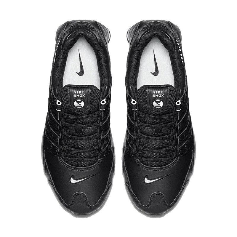 buy popular 771e7 748e0 Novedad Original 2018 NIKE SHOX NZ EU zapatillas de correr para hombre en Zapatos  para correr de Deportes y ocio en AliExpress.com   Alibaba Group