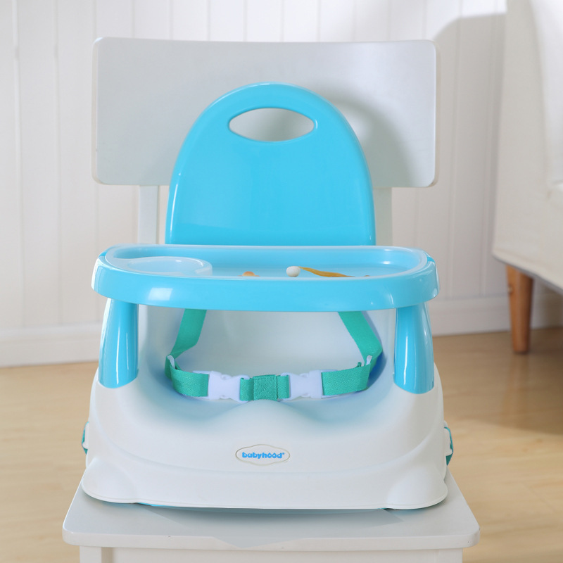 Baby Booster Seats For Children's Eating Dining Plastic Chair Booster Seat Portable Booster Safety Baby Chair Feeding