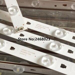 Image 2 - 1 סט = 4 חתיכות עבור LE40F3000WX LK400D3HC34J Led תאורה אחורית JVC LT 40E71(A) LED40D11 ZC14 03(B) 30340011206 11 מנורות