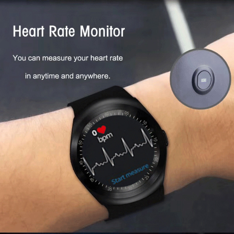 Image 5 - Smartwatch Waterproof Fitness Activity Tracker with All Day Heart Rate Sleep Monitoring message call reminder Wearable Wrist-in Smart Watches from Consumer Electronics