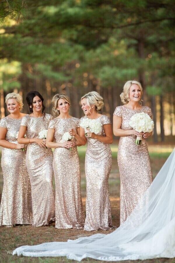 Online Get Cheap Gold Bridesmaid Dresses -Aliexpress.com - Alibaba ...