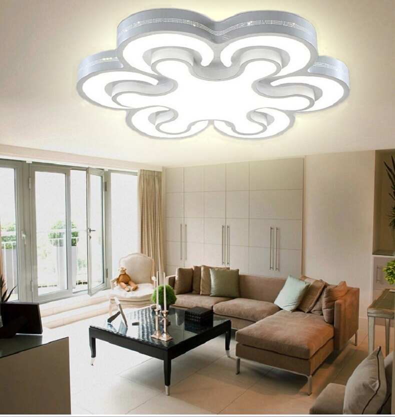Living room LED ceiling lamp bedroom lamps and lanterns dining room lamp shaped warm creative lighting american full copper pendant lights european style droplight living room bedroom dining room copper lamps and lanterns 110v 260v