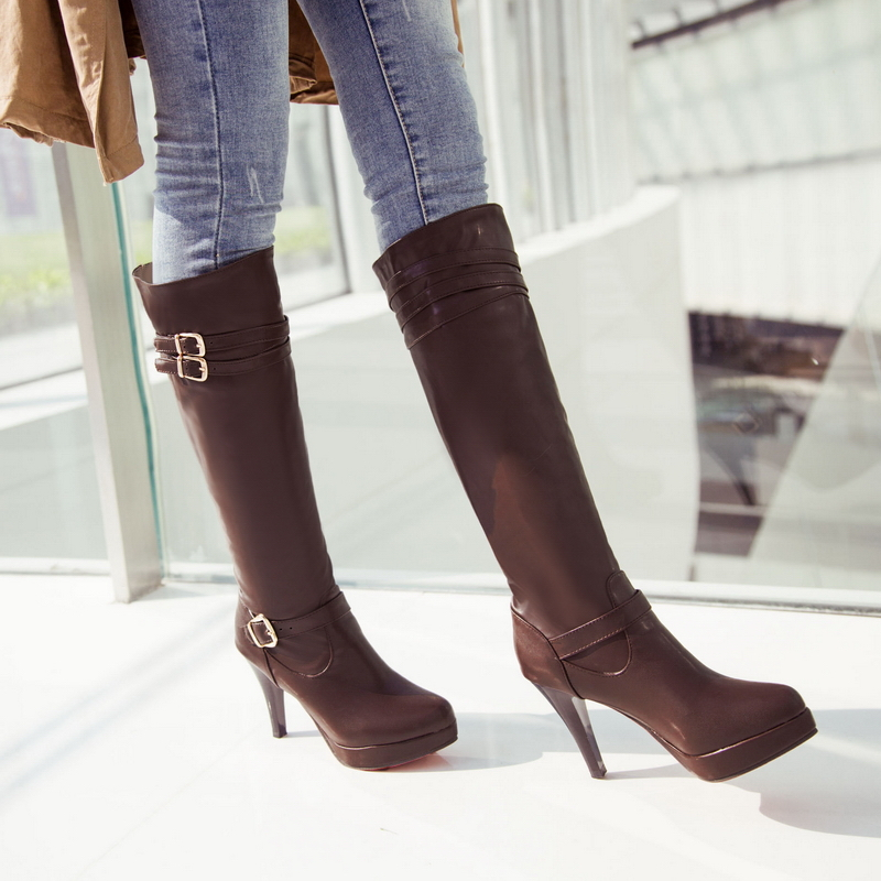Long Boots For Women - Boot Hto