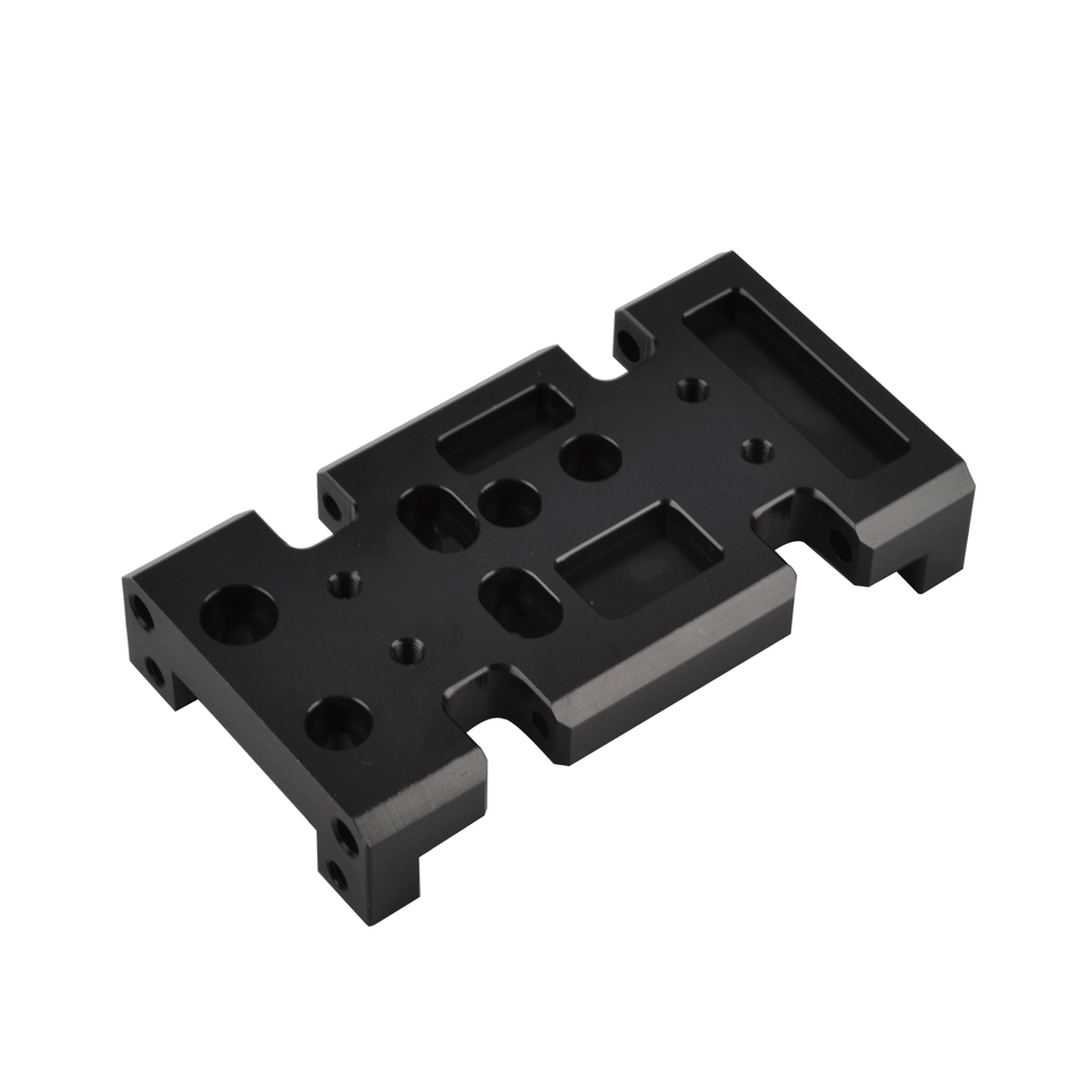RCAIDONG Metal Gearbox Transfer Case Mount Holder for Axial SCX10 D90 D110 1/10 RC Crawler-in Parts & Accessories from Toys & Hobbies