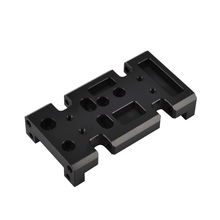RCAIDONG Metal Gearbox Transfer Case Mount Holder for Axial SCX10 D90 D110 1/10 RC Crawler