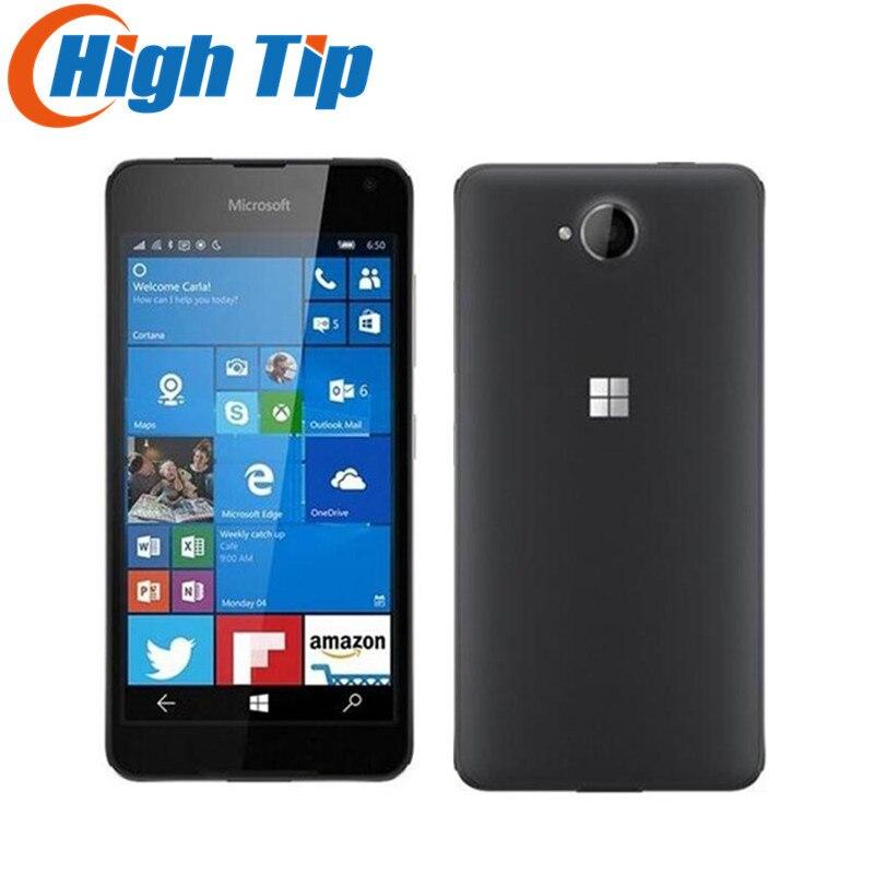 Unlocked Original Nokia Microsoft Lumia 650 Quad core 16GB ...