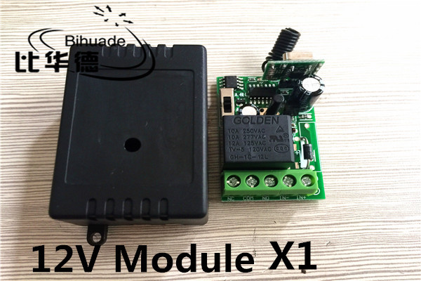 433mhz Wireless Remote Control Switch 12v 10a 1ch Relay 433mhz Receiver Module For 1527 Learning Code Transmitter Remote 315mhz wireless relay module switch remote control switch 9v 12v 24v 1ch 10a receiver wall transmitter for light gate motor