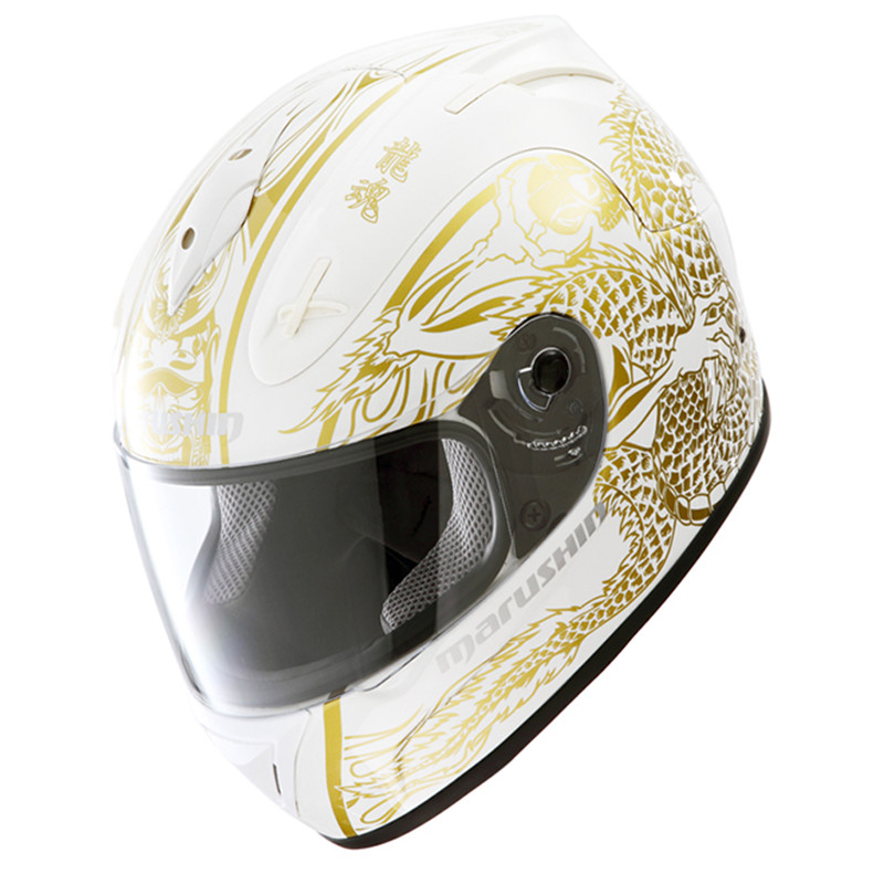 цена на Marushin fiberglass motorcycle helmet full face helmet marushin 888RS motorcycle helmet multicolor optional with dragon pattern