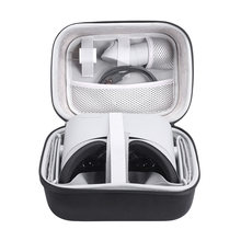 Newest Travel Carrying Hard EVA Bag Storage Box Case for Facebook F8 Oculus Go VR 3D Virtual Reality Headset Handbag Accessories(China)