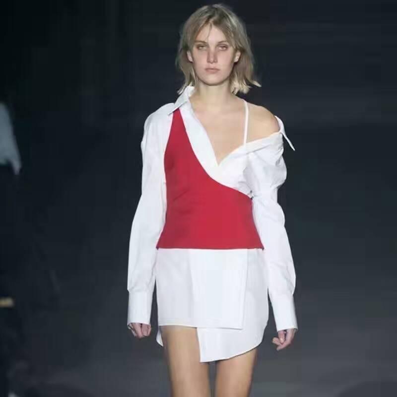 Уникальные женские Блузка, удивительные Blusas Femininas 2016 e Camisas, модная рубашка женские Большие размеры женские топы пикантные повседневные Blusa Б