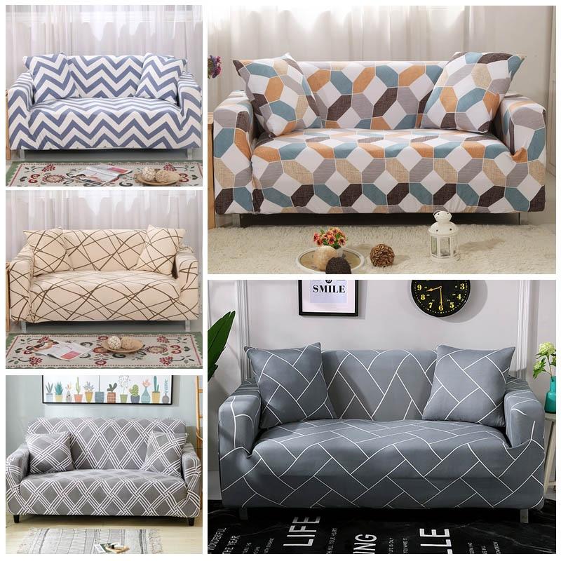 All Inclusive Flexible Sofa Cover Big Elastic Stretch