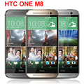 """Original PARA HTC Uno M8 Desbloqueado GSM/WCDMA/LTE Quad-core RAM 2 GB Teléfono Celular HTC M8 5.0 """"Teléfono de 3 Cámaras"""