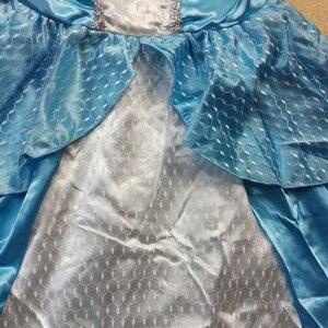 Image 5 - VASHEJIANG Kigurumi שלגיה נסיכת תלבושות למבוגרים סינדרלה למבוגרים לשחק תפקיד נסיכת סינדרלה תלבושות עבור ליל כל הקדושים מפלגה