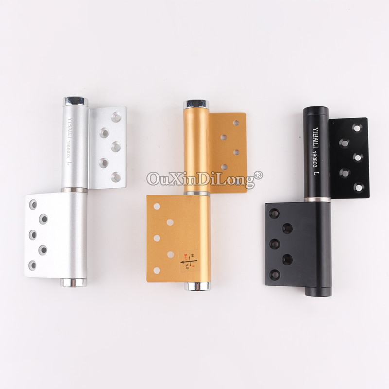 High Quality Invisible Hidden Hydraulic Buffer Door Hinges Damping Self closing Door Hinge Smoothly and Mute Child Hinge Door Hinges     - title=