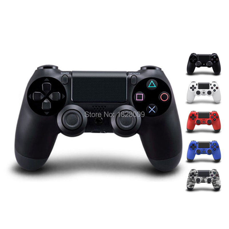 New Double shock wireless bluetooth Joystick Gamepads Game controller for Sony PS4 Controller for PlayStation 4 Console wireless bluetooth ps4 gamepads game controller for sony ps4 controller dualshock 4 joystick gamepads for playstation 4 console