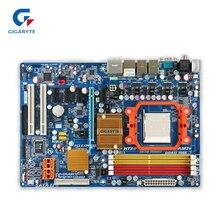 Gigabyte GA-MA770-DS3 Original Utilizado MA770-DS3 770 SATA2 USB2.0 Socket AM2 DDR2 Madre de Escritorio ATX