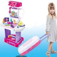 Медицинские игрушки Дети ролевые игры игрушки набор для детей Дети медицина коробка ролевые игры раннего образования Детские Классические
