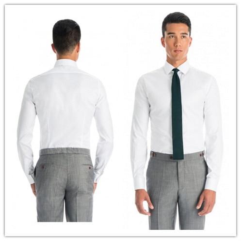 Online Get Cheap White Shirt Men 100 Cotton Style -Aliexpress.com ...