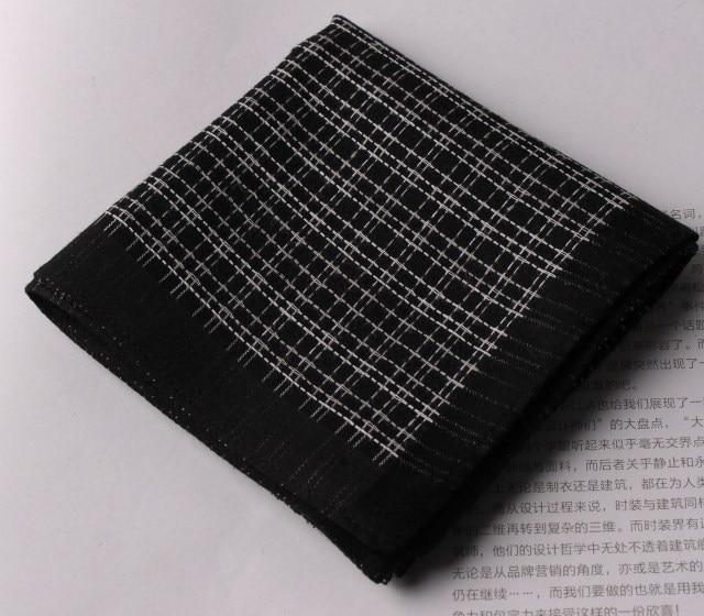 100% cotton handkerchief 100% cotton handkerchief male handkerchief limited edition