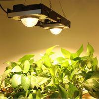 CF расти CREE CXB3590 COB светодиодный свет для выращивания полного спектра 100 Вт 200 гражданский светодиодный для сельскохозяйствнных ламп для Тепл...