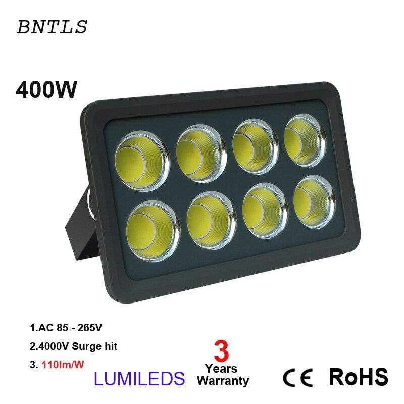6 PCS 100W 150W 200W 300W 400W 500W 600W LED Outdoor Flood Light FloodLight Wash Wall High Light Waterproof Spotlight Landscape