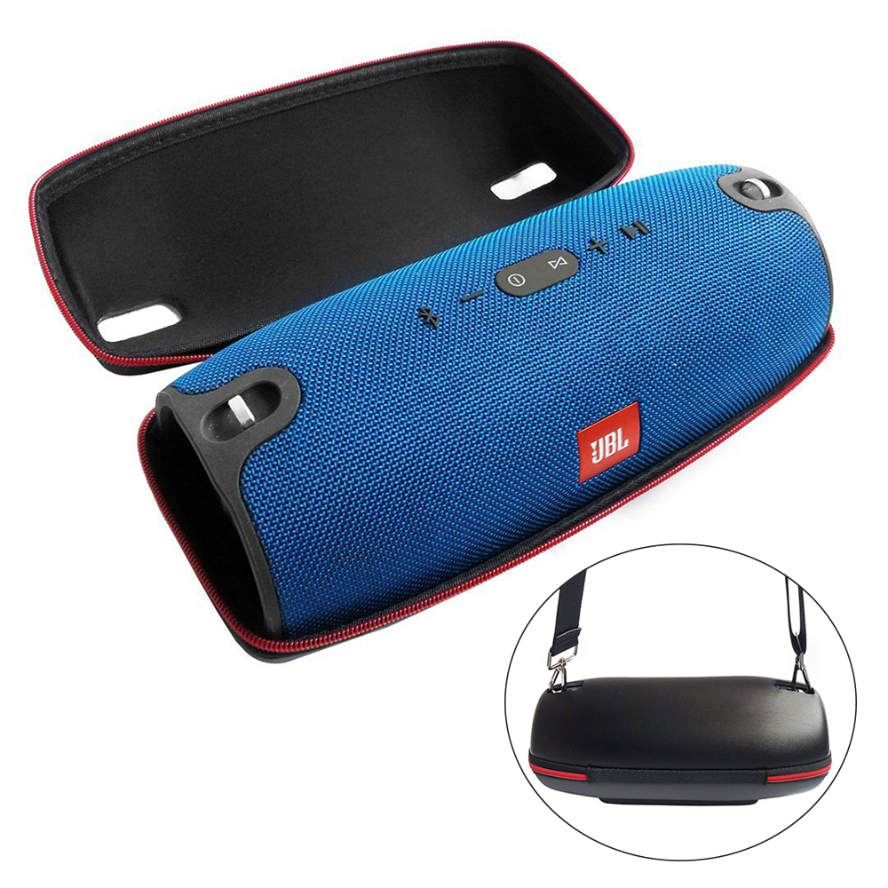 Newest PU EVA Carry Travel Zipper Portable Protective Hard Case Cover Bag for JBL Xtreme Portable Wireless Bluetooth Speaker Box