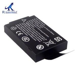 Image 3 - Peut fonctionner 3 à 5 heures IK7 batterie au Lithium 7.4v 2000mah batterie intégrée batterie Rechargeable pour Machine ZK Iface