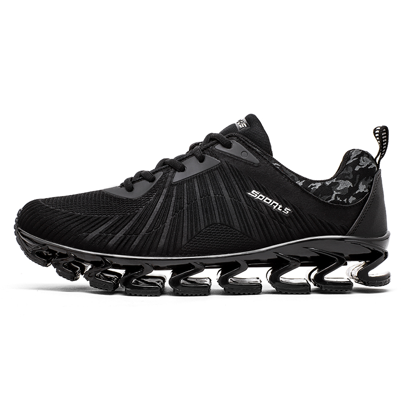 New Black slingshot Running Shoes Men Lovers Breathable Outdoor Sport Shoes Summer Cushioning Male Shockproof Sole Men Sneakers bmai running shoes men women cushioning professional marathon 21km breathable ultralight athletic outdoor sport sneakers lovers