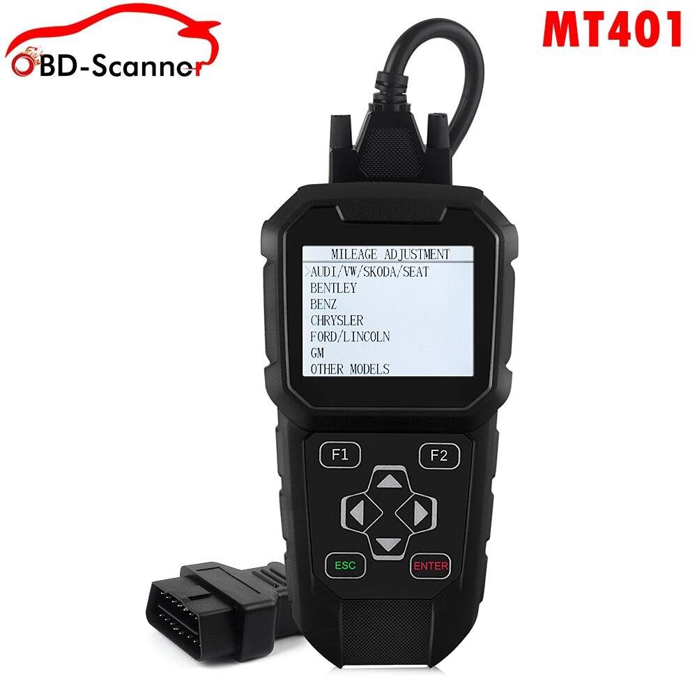 OBD2 Odometer Correction OBDPROG MT401 Mileage Adjustment OBDII ...