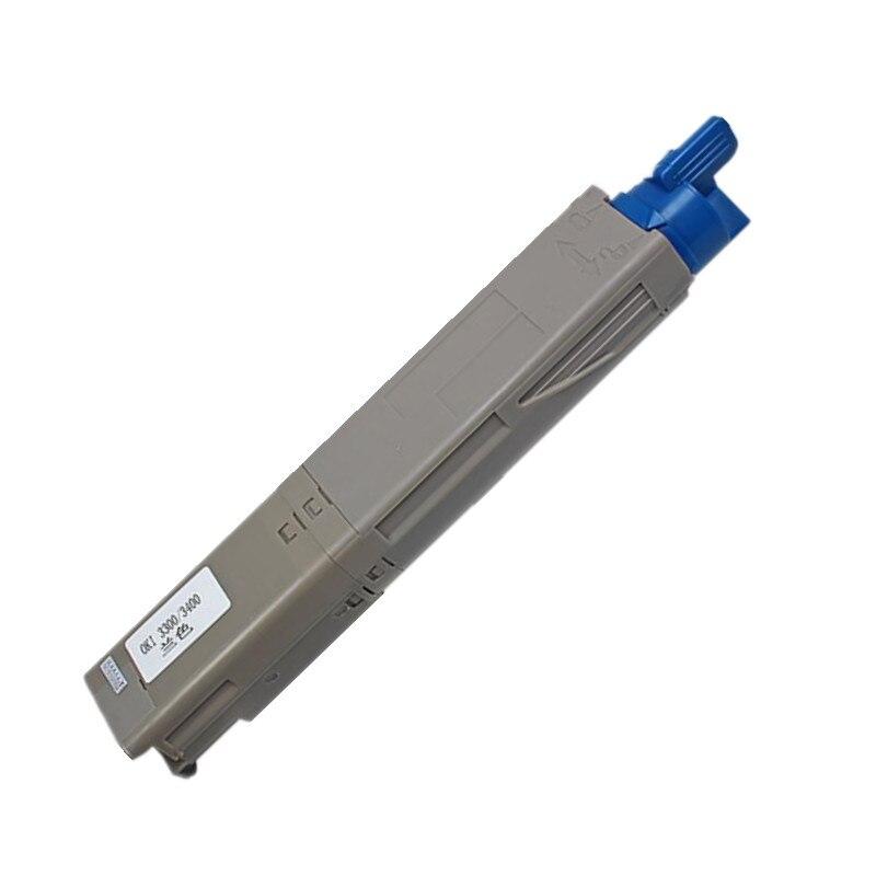 Cartouche De Toner couleur compatible OKI C3300 C3400 C3530 C3520 C3500 C3600