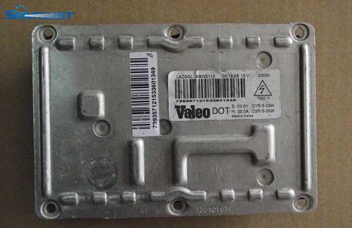 semtaist OEM 4 PIN ballast LAD5GL xenon hid D1S D1R D2S D2R used scrap piece free