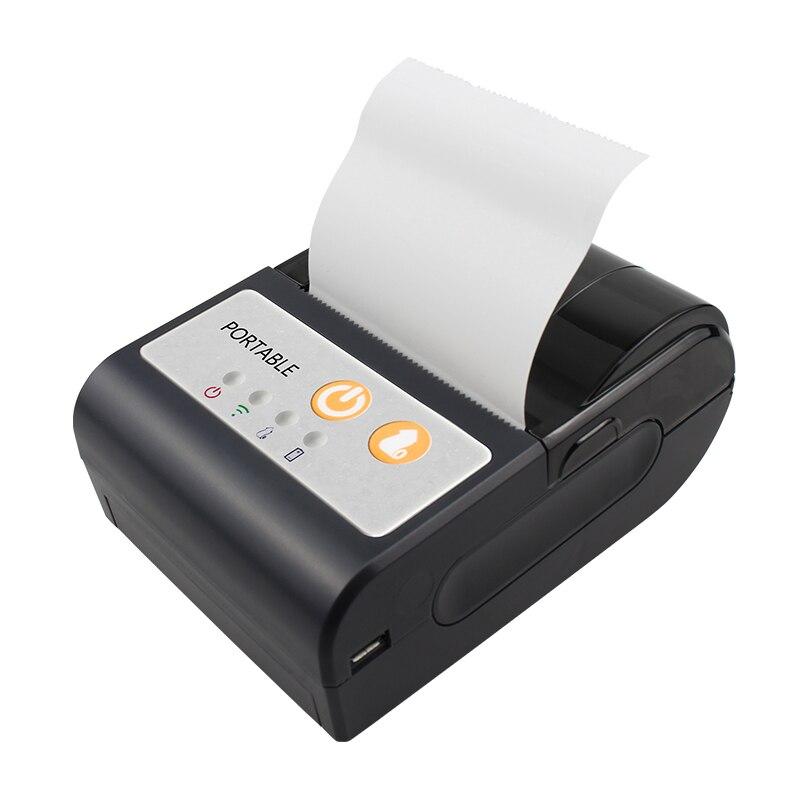 P58C Bluetooth Printer 5