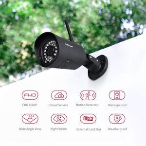 Image 2 - Камера видеонаблюдения Foscam G2, 1080P, 2 Мп, Wi Fi, IP66, водонепроницаемая, с ночным видением 65 футов