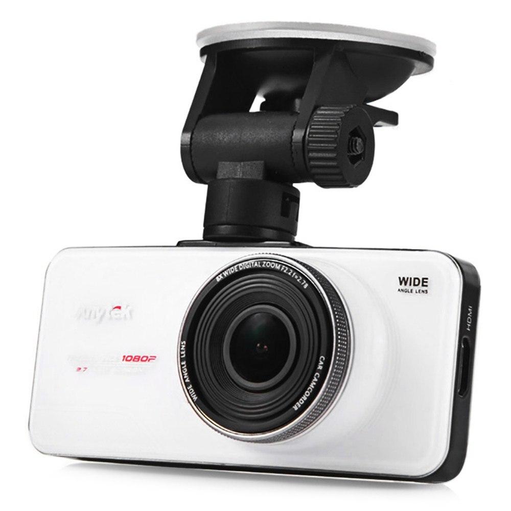 ФОТО Original Anytek AT66A Full HD Car DVR Novatek 96650 Car Camera DVR Recorder 170 Degree 6G Lens Night Model DVR Dashcam Dash Cam
