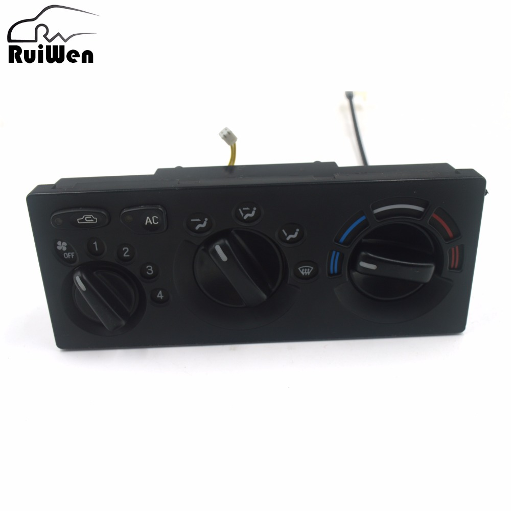 New Master Fresh Air A C Heater Control panel Climate Control Assembly Switch For Daewoo Nexia