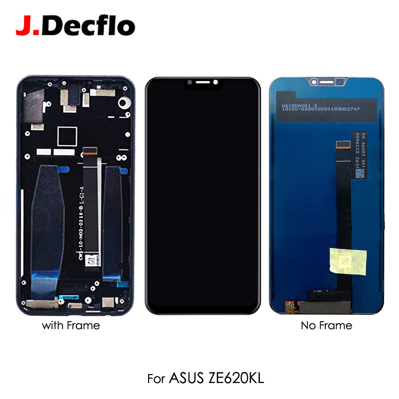 For Asus Zenfone 5 2018 Gamme ZE620KL LCD Display Touch Screen Digitizer Assembly Replacement Parts For ASUS 5z ZE620KL LCD
