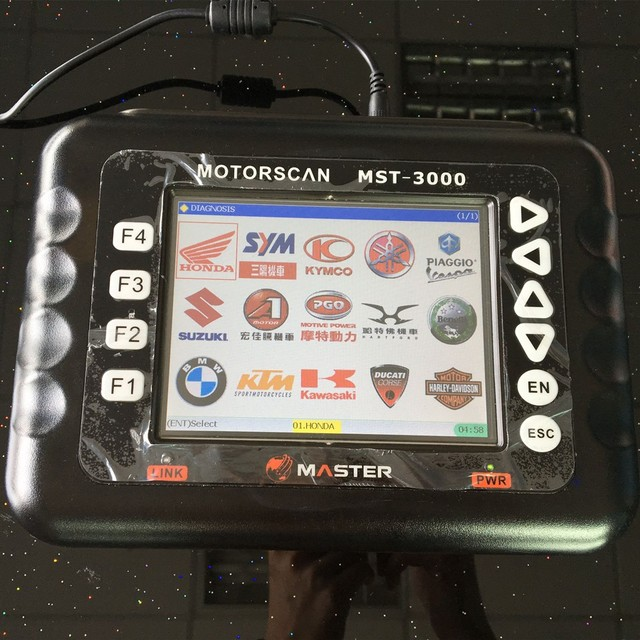 harley motorcycle diagnostic tool