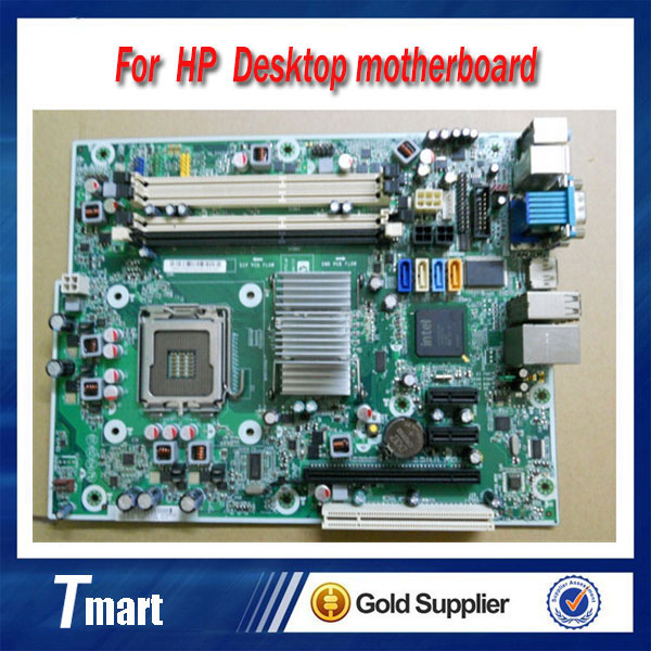 ФОТО 100% working For HP 6000 6080 PRO MT 531965-001 503362-001 motherboard DDR3 LGA 755 fully tested