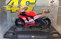 Special LEO 1:18 Rossi motorcycle model series 1 MotoGP Alloy motorcycle racing model Collection model