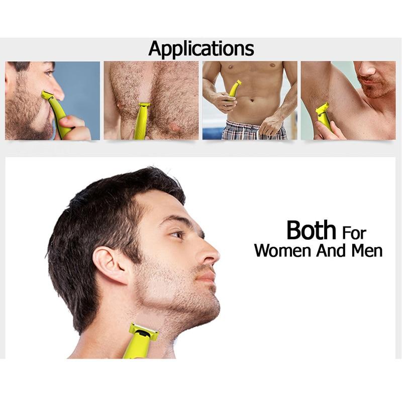 PRITECH Electric Hair Trimmer For Men Hair Cutter Professional Cutting Machine Body Hair Clipper Electric Razor Shaver  4