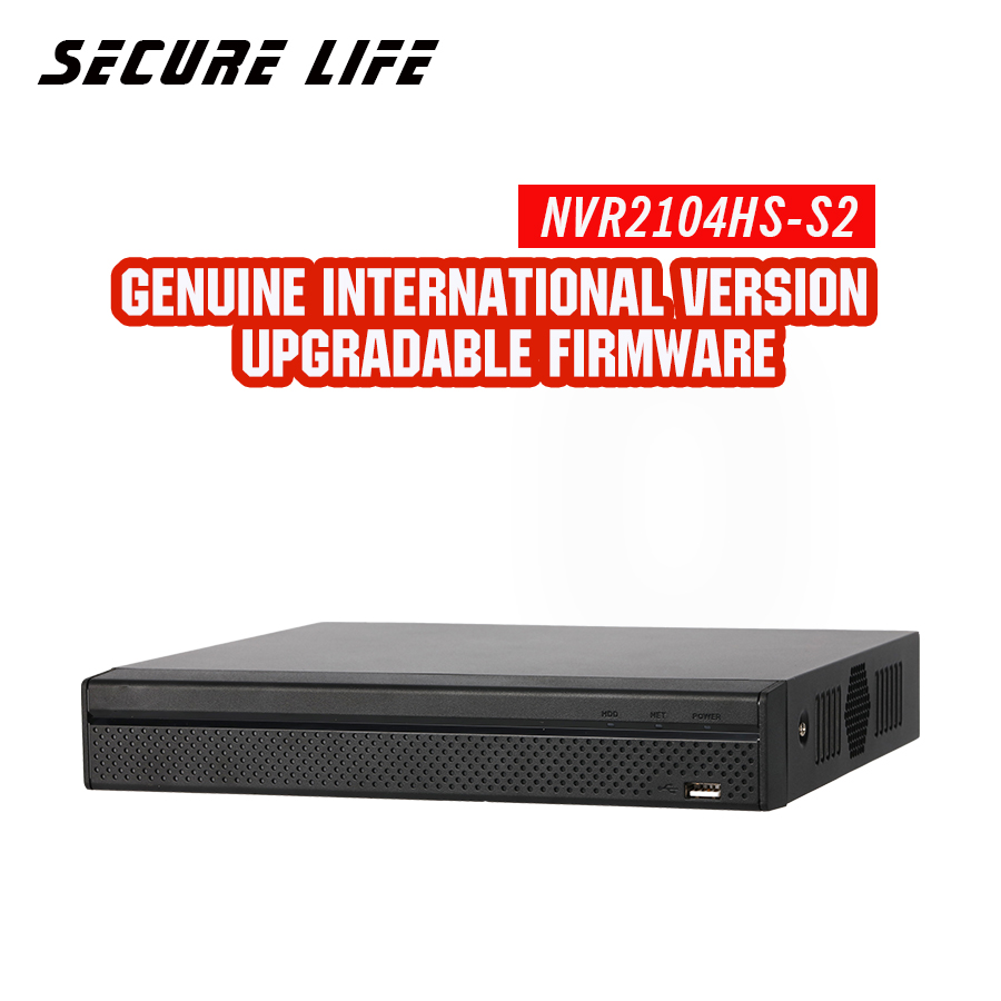 original English version NVR2104HS-S2 NVR 4ch network video recorder up to 6MP recording ноутбук asus rog gl552vx cn096t 90nb0aw3 m01080 intel core i7 6700hq 2 6 ghz 16384mb 2000gb 128gb ssd dvd rw nvidia geforce gtx 950m 4096mb wi fi cam 15 6 1920x1080 windows 10 64 bit