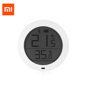 Image 1 - original xiaomi mijia Smart Thermostat Accuracy Indoor Temperature and Humidity Monitor  xiaomi smart home