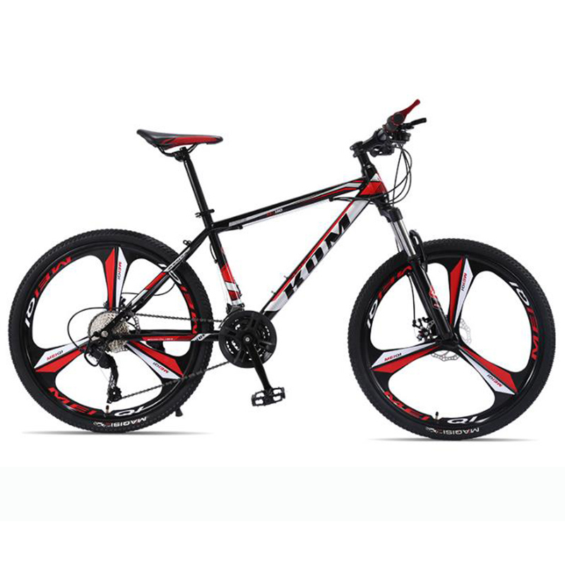 Bicycle Mountain Bike  Adult Men And Women 24 Speed Double Disc Brakes Shock Ultra Light Student Off-road Bicycle