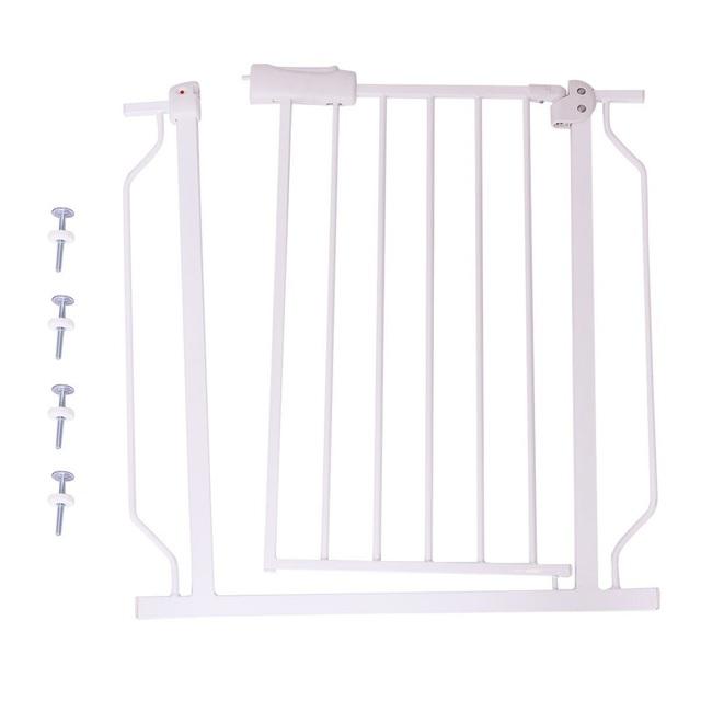 Pet's White Iron Gate