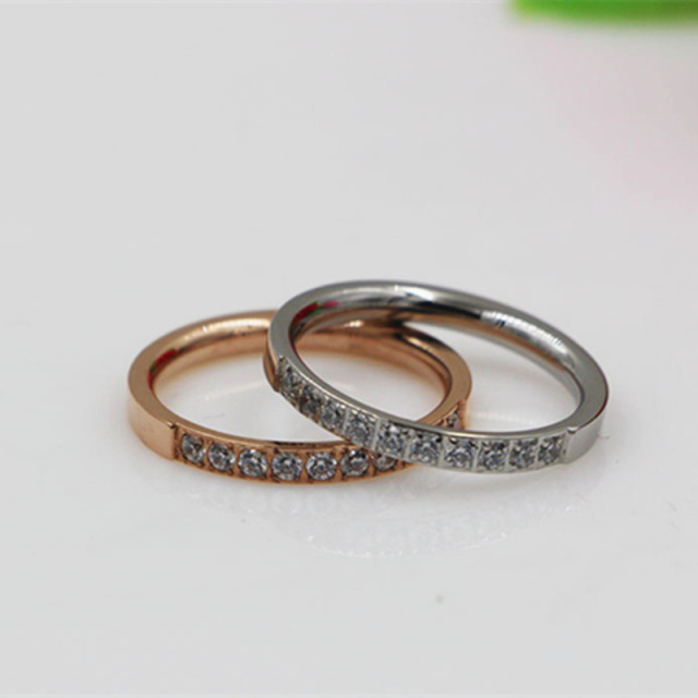 delicate uk rings band elegant by nikki stark jewellery wedding smooth