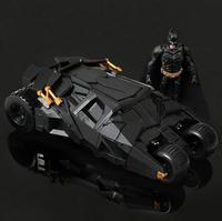 Genuine Batman Chariot Model The Dark Knight Rises With The Action Figure Toy Car Batman Tumbler